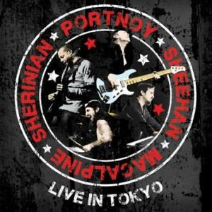 Live in Tokyo by PORTNOY SHEEHAN MACALPINE SHERINIAN album cover