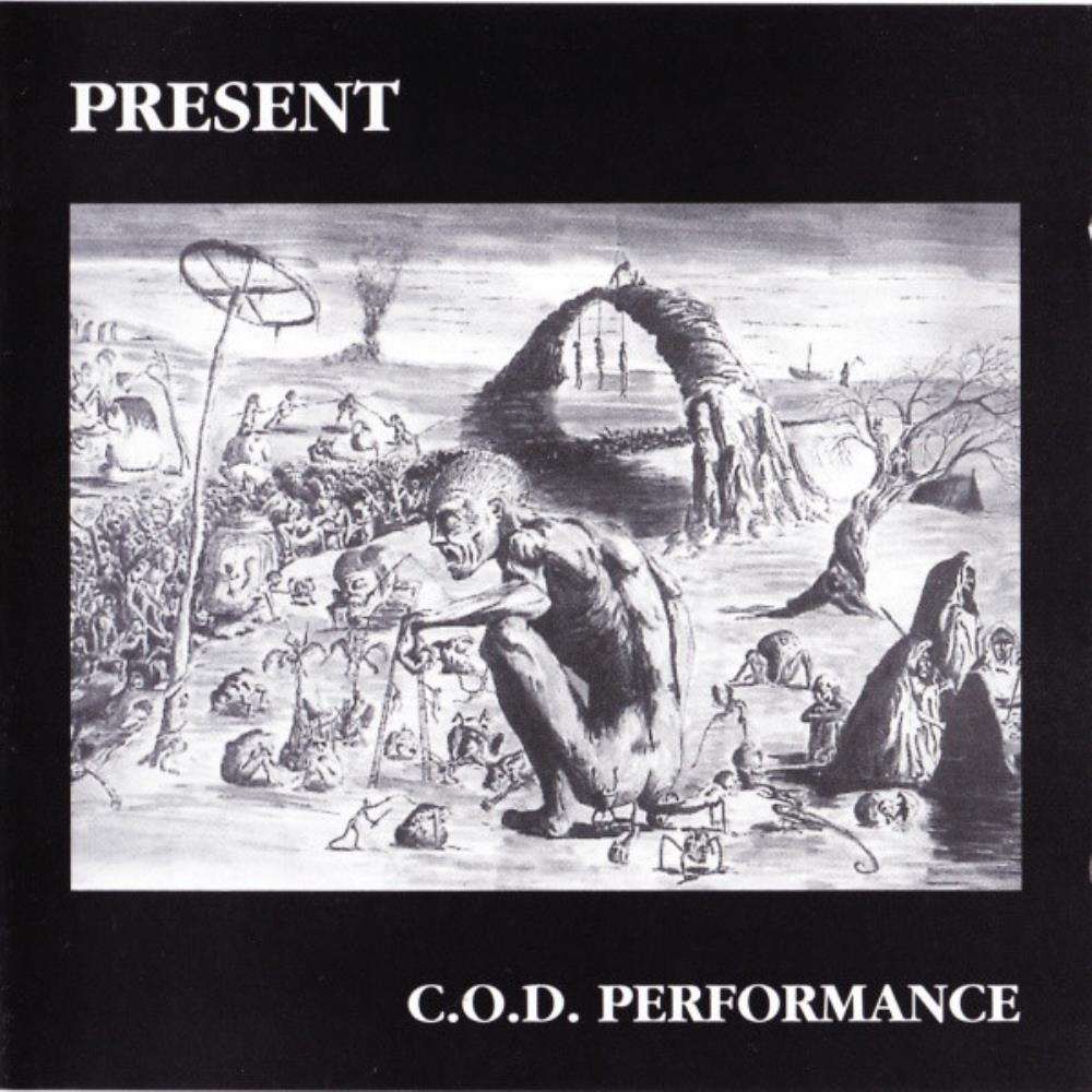 Present - C.O.D. Performance CD (album) cover
