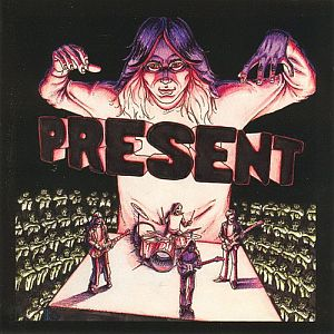 Live! by PRESENT album cover