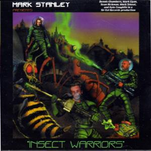 Mark Stanley Insect Warriors album cover