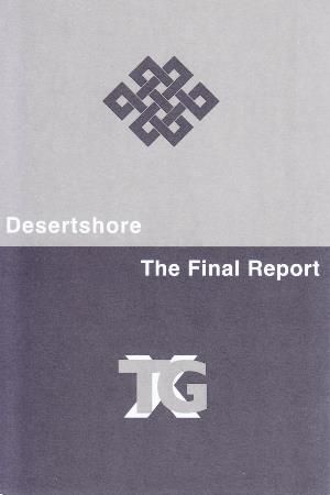 Desertshore / The Final Report  by X-TG album cover