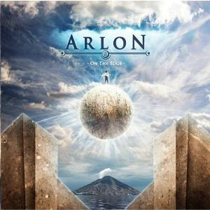 Arlon - On The Edge CD (album) cover
