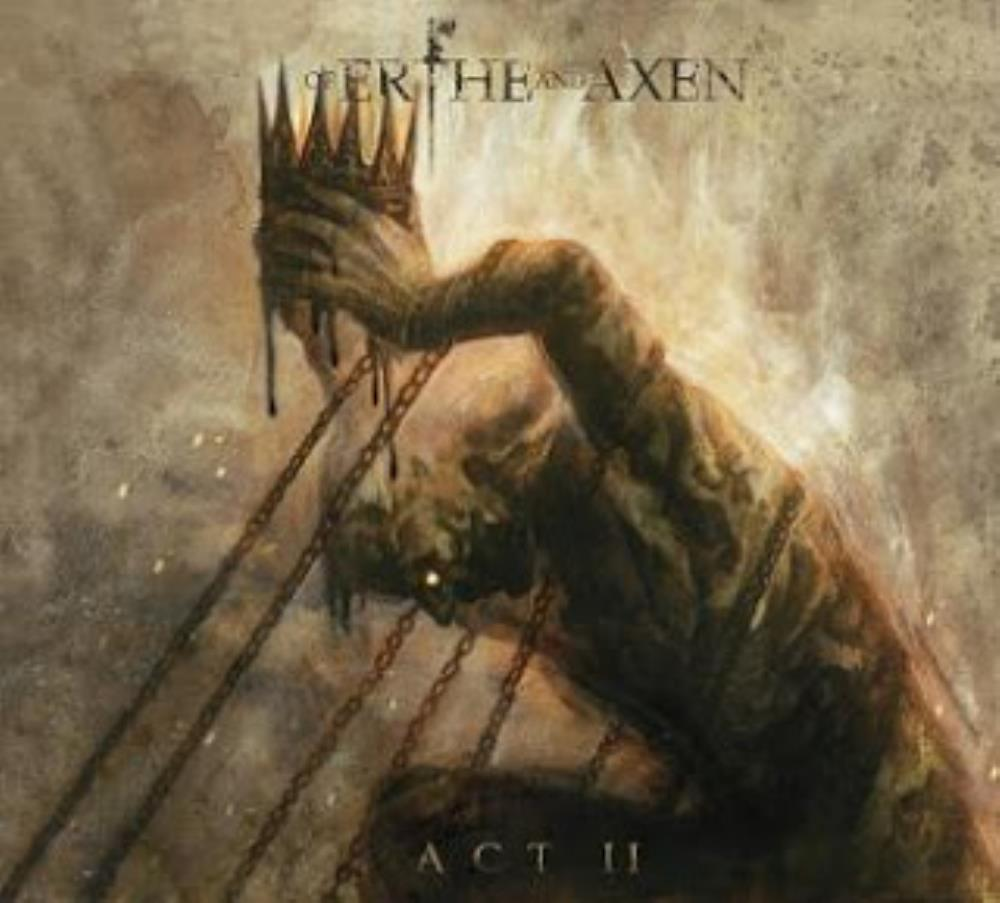 Of Erthe and Axen Act II by XANTHOCHROID album cover