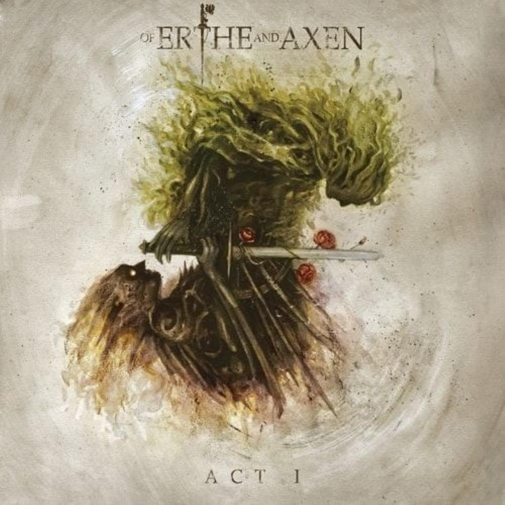 Of Erthe and Axen Act I by XANTHOCHROID album cover