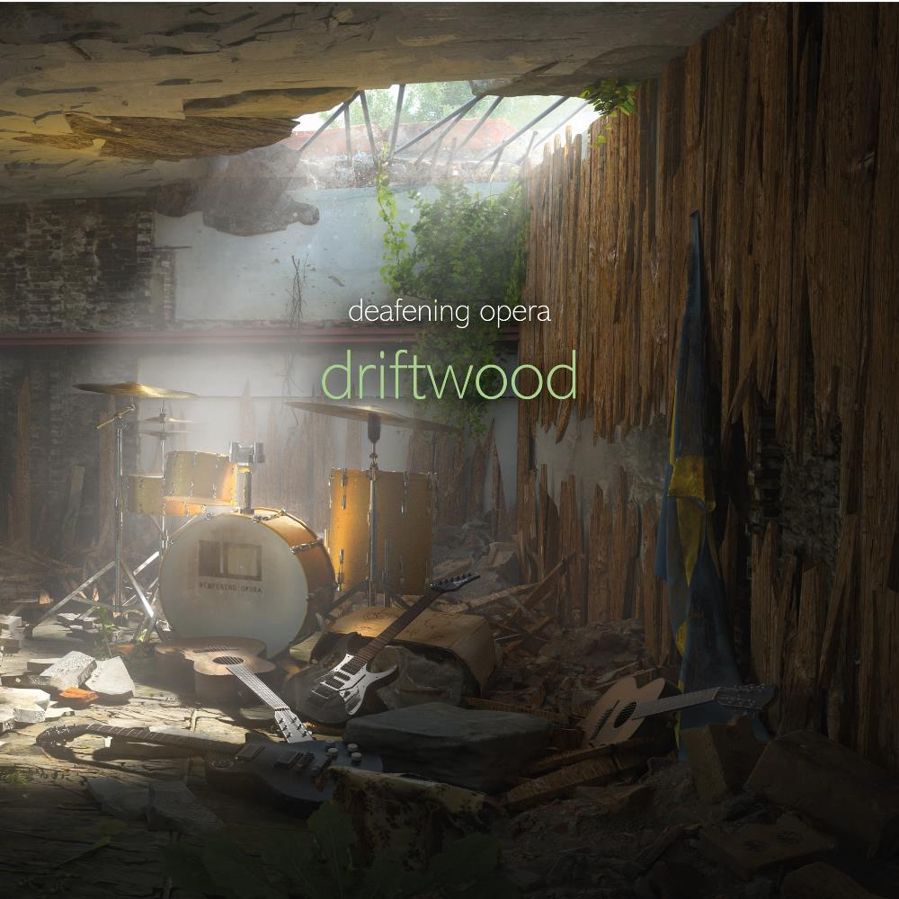 Driftwood by DEAFENING OPERA album cover