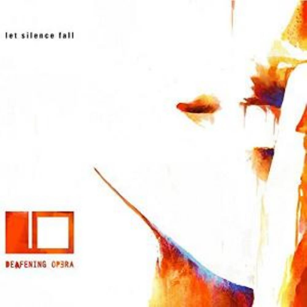 Deafening Opera - Let Silence Fall CD (album) cover