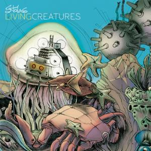 Stolas Living Creatures album cover