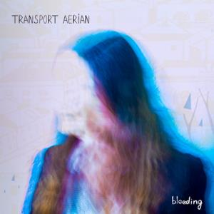 Transport Aerian - Bleeding CD (album) cover