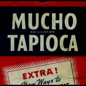 Mucho Tapioca by MUCHO TAPIOCA album cover