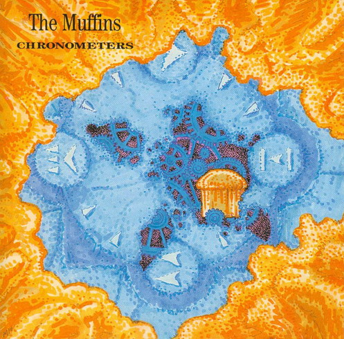The Muffins - Chronometers CD (album) cover