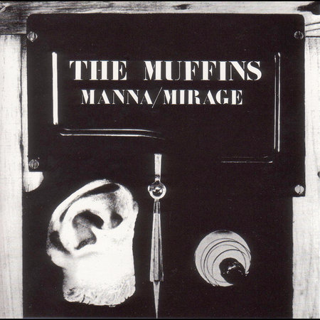 The Muffins - Manna/Mirage CD (album) cover