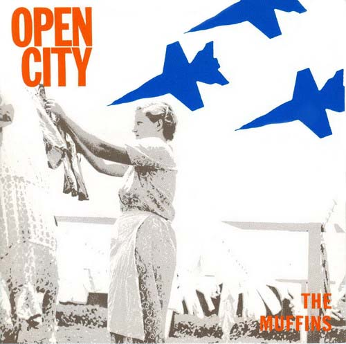 Open City by MUFFINS, THE album cover