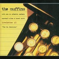 The Muffins - Loveletter #2: The Ra Sessions CD (album) cover