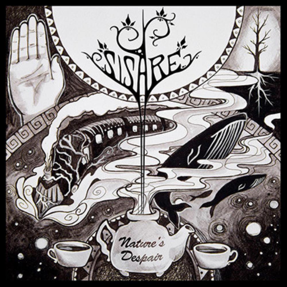 Nature's Despair by SISARE album cover