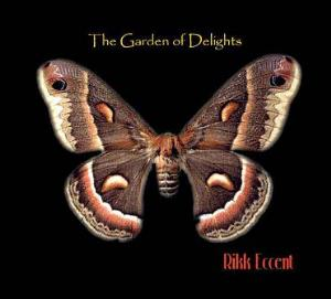 The Garden Of Delights by RIKK ECCENT album cover