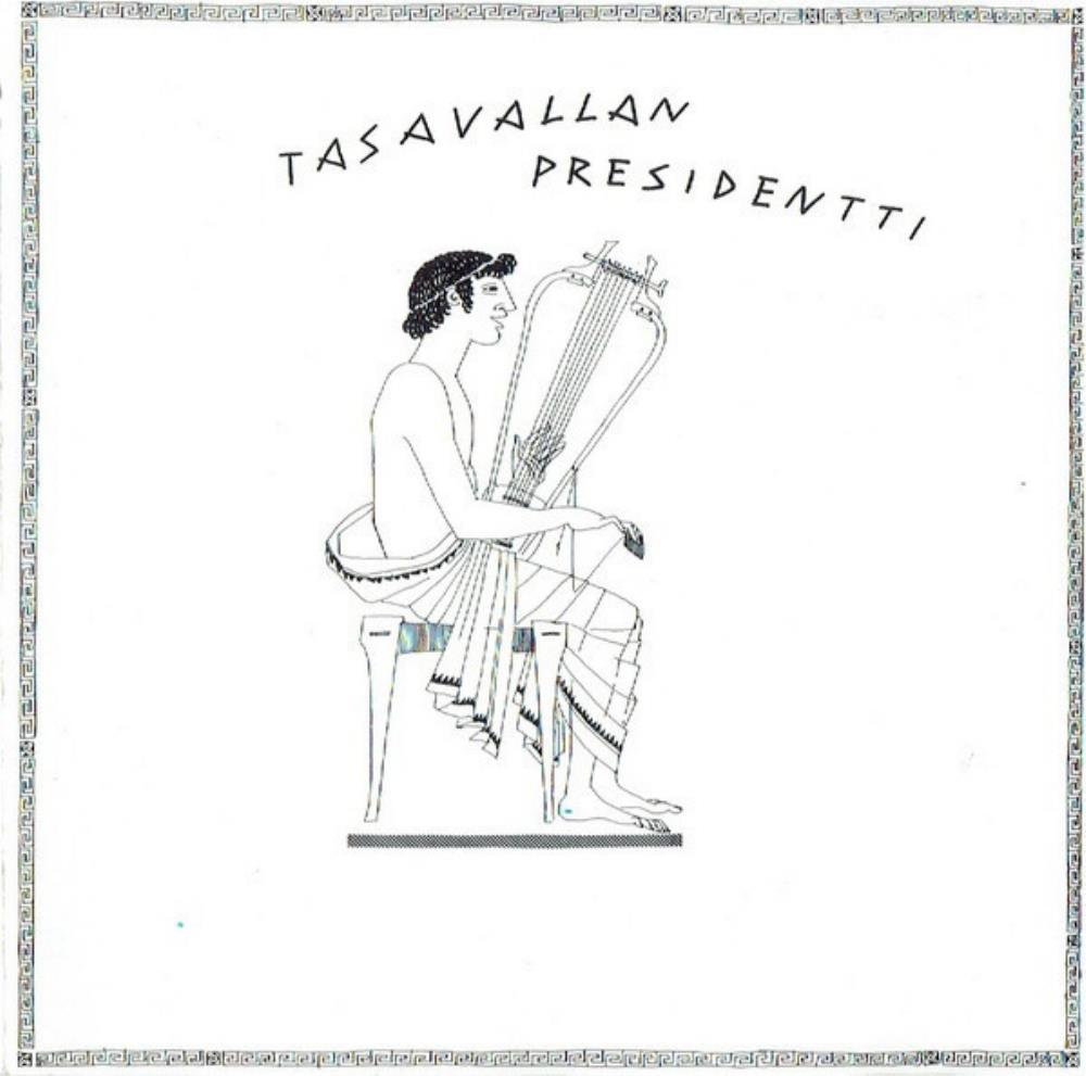 Tasavallan Presidentti Tasavallan Presidentti album cover