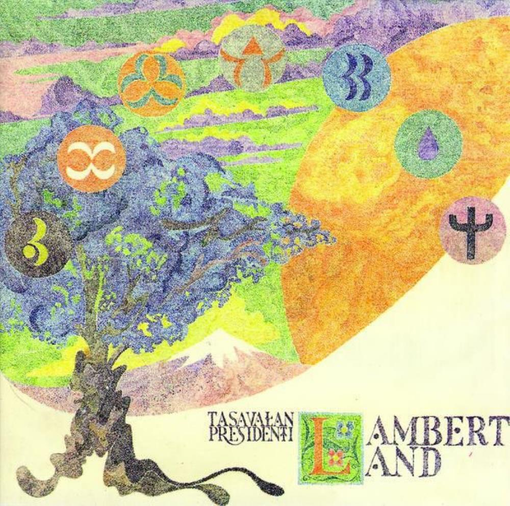 Lambertland by TASAVALLAN PRESIDENTTI album cover