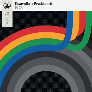Tasavallan Presidentti Pop-Liisa 1 album cover