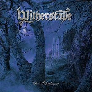 Witherscape - Inheritance CD (album) cover