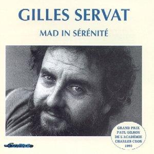 Gilles Servat Mad in S�r�nit� album cover