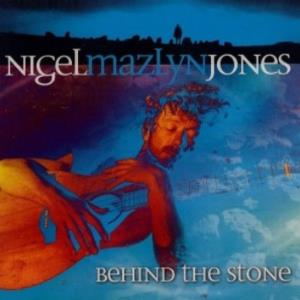 Nigel Mazlyn Jones Behind the Stone album cover