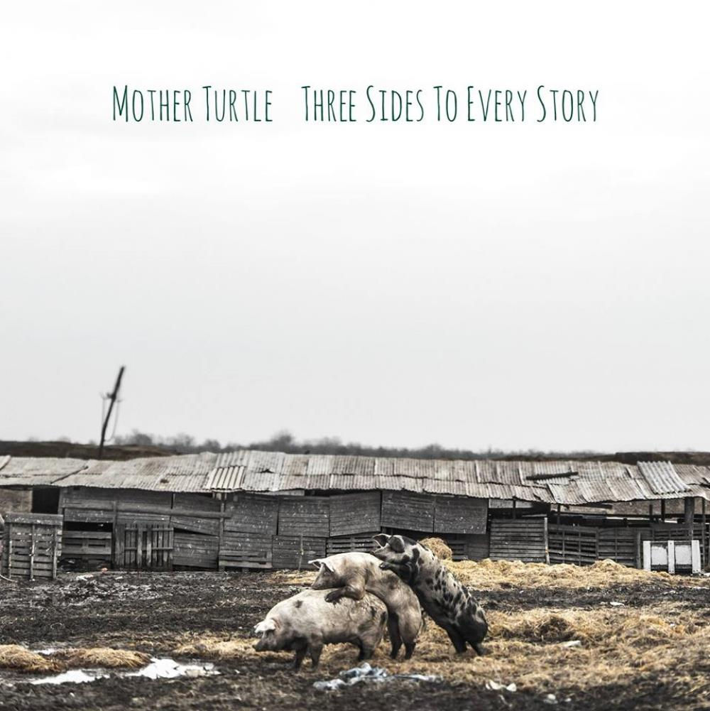 Three Sides To Every Story by MOTHER TURTLE album cover