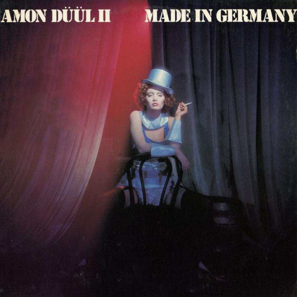 Amon Düül II - Made in Germany CD (album) cover