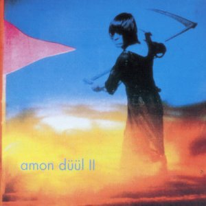 Amon D��l II - Yeti CD (album) cover