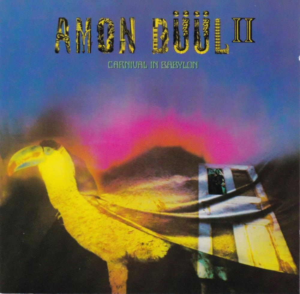 Carnival In Babylon by AMON DÜÜL II album cover