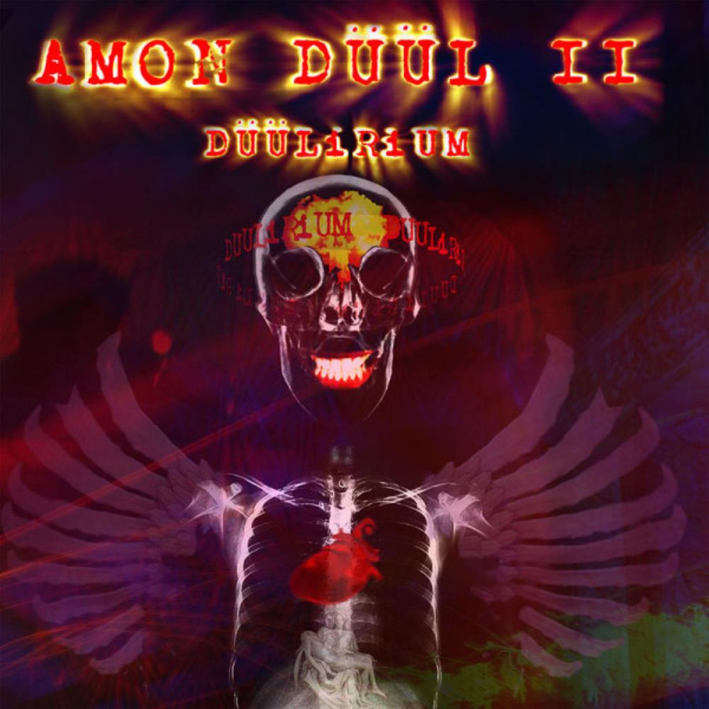 Amon Düül II - Bee As Such [Aka: Düülirium] CD (album) cover