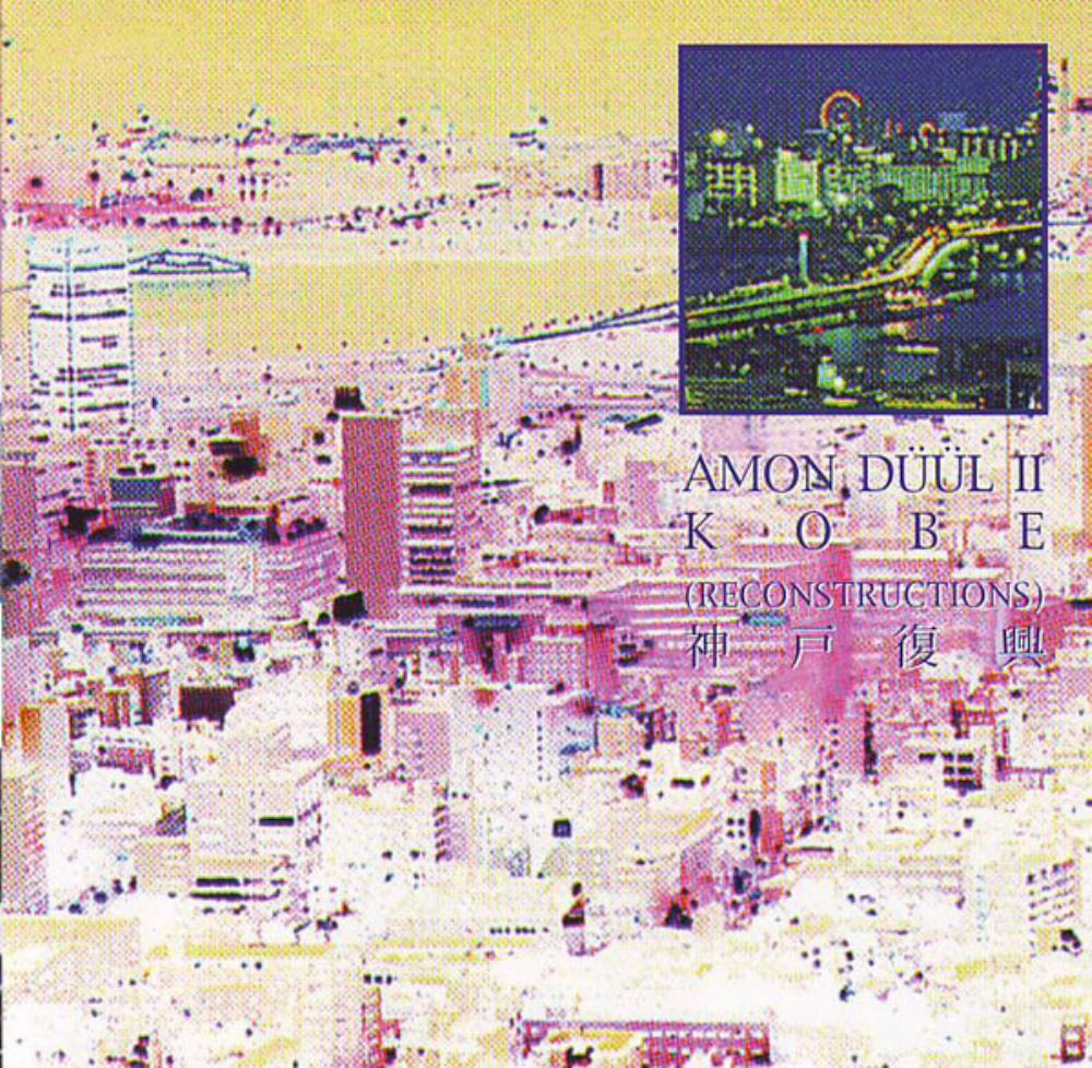 Kobe - Reconstructions by AMON DÜÜL II album cover