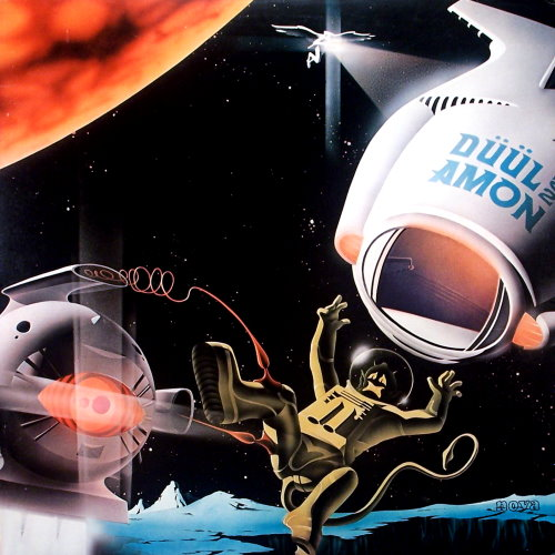 Amon Düül II - Hijack CD (album) cover