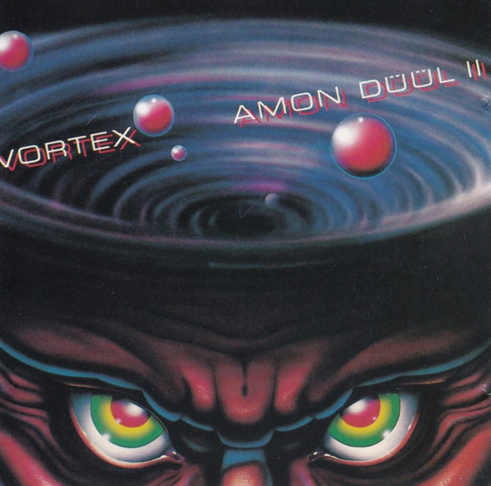 Amon Düül II - Vortex CD (album) cover