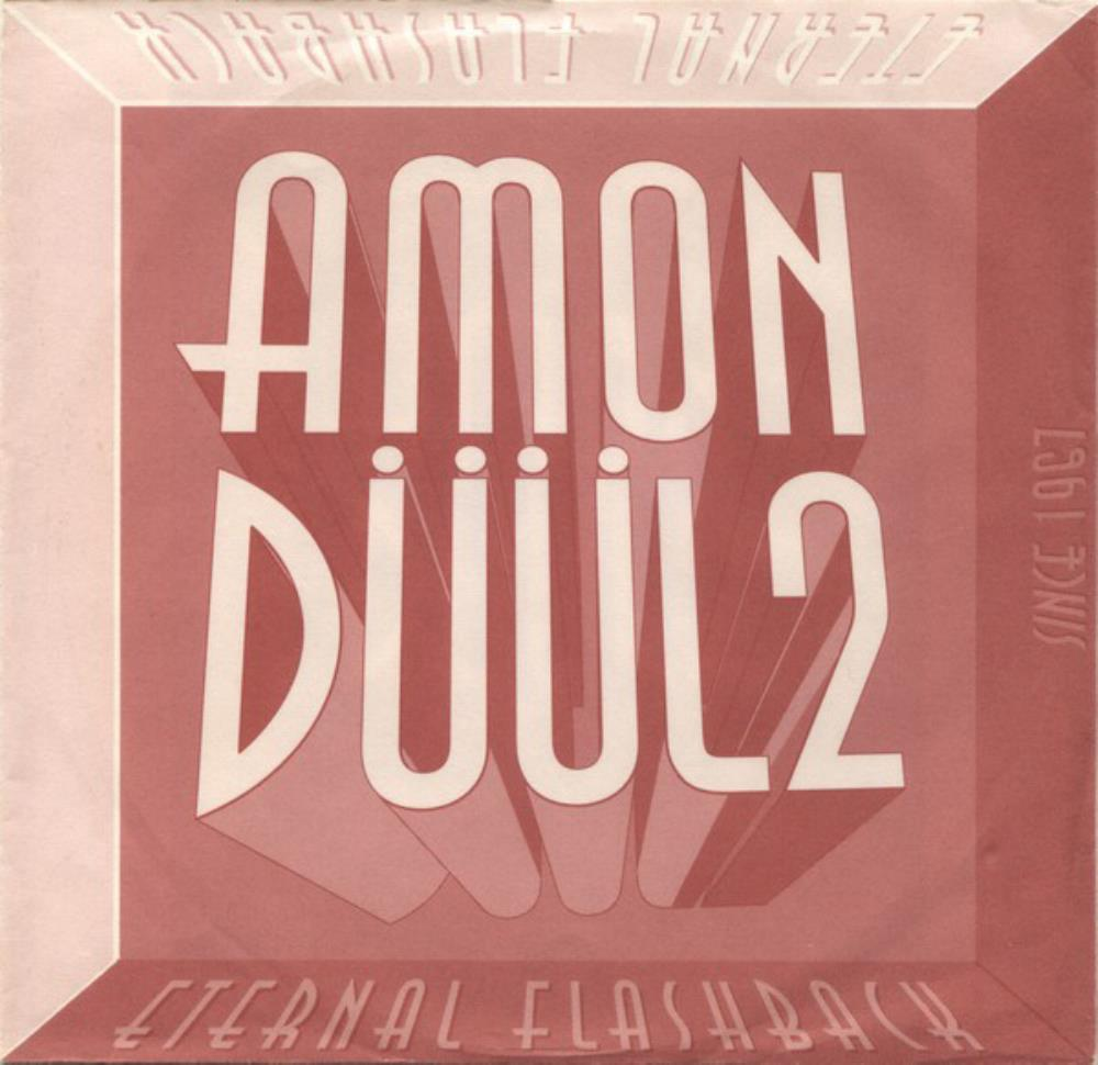 Eternal Flashback by AMON DÜÜL II album cover