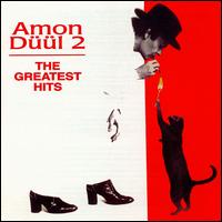 Amon D��l II The Greatest Hits album cover