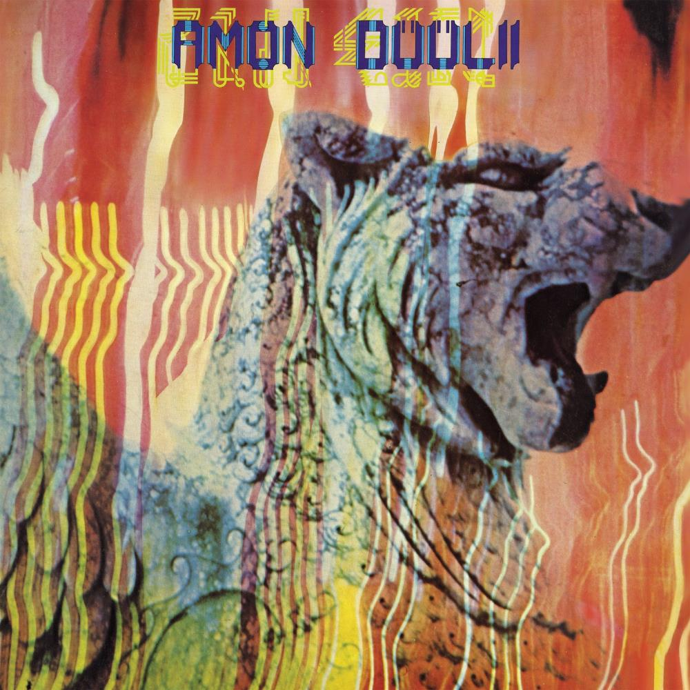 Wolf City by AMON DÜÜL II album cover