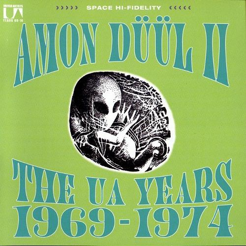 Amon Düül II The UA Years: 1969-1974  album cover