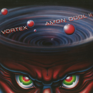 Amon D��l II - Vortex CD (album) cover
