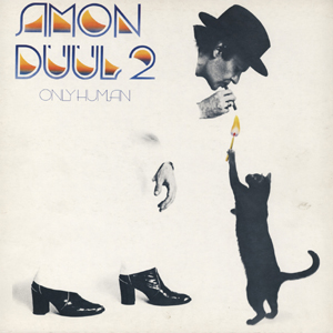Amon Düül II Only Human album cover