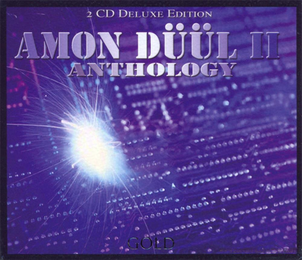 Amon Düül II - Anthology CD (album) cover