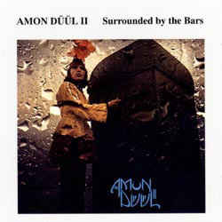 Amon D��l II Surrounded by the Bars album cover