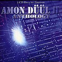 Amon D��l II - Anthology CD (album) cover