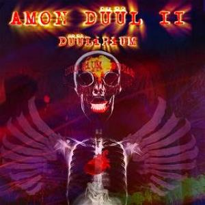 D��lirium by AMON D��L II album cover
