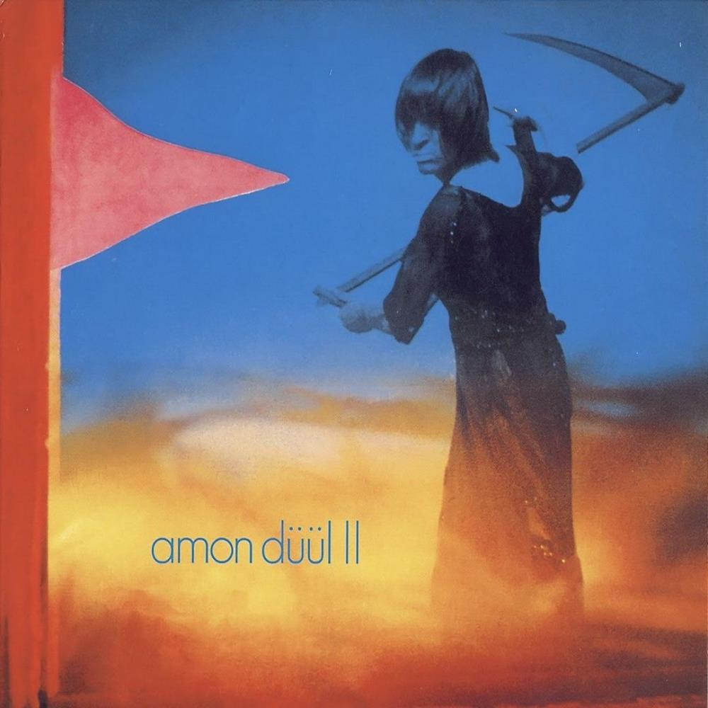 Yeti by AMON DÜÜL II album cover