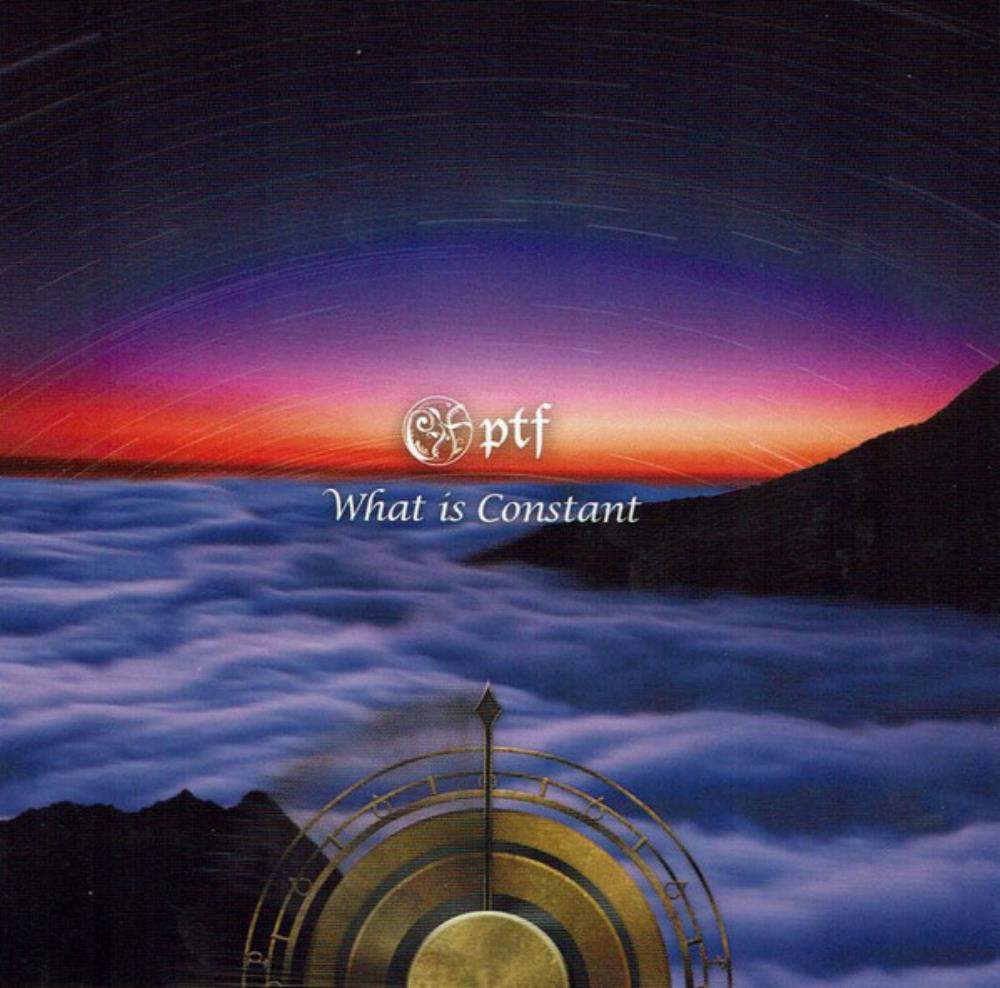 ptf - What Is Constant CD (album) cover