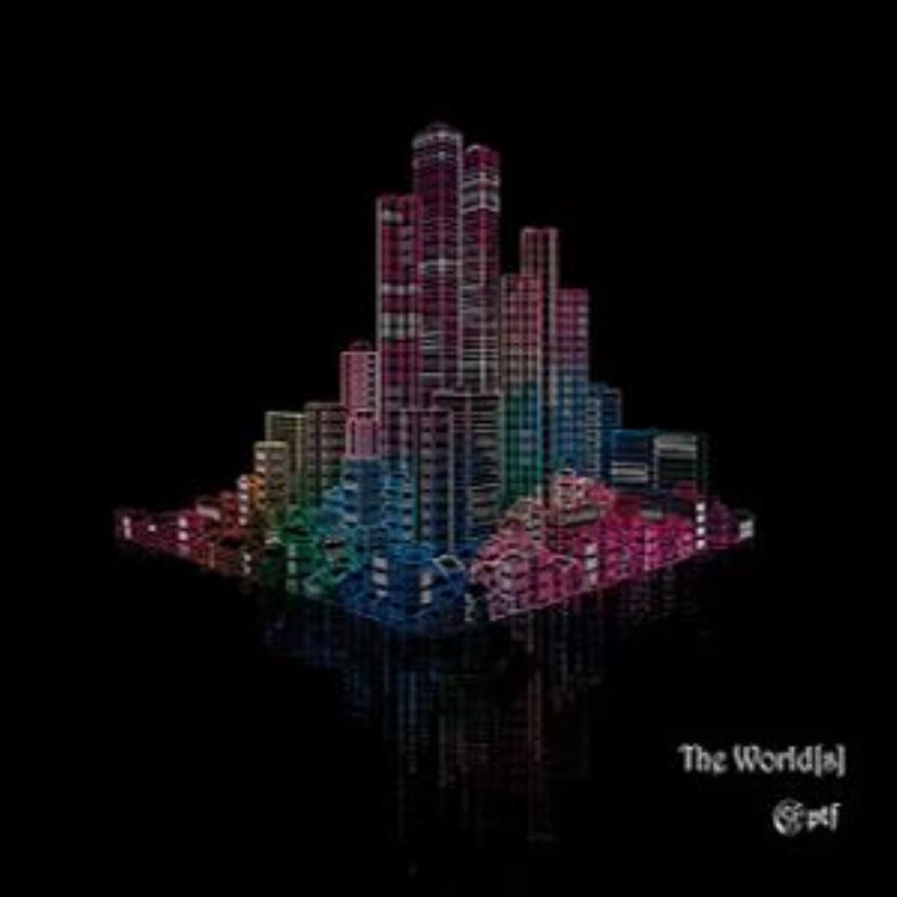 ptf The World[s] album cover