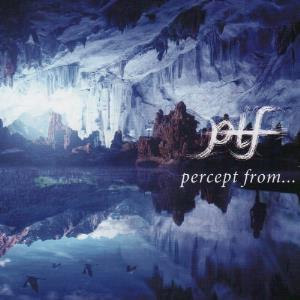 ptf - percept from ... CD (album) cover