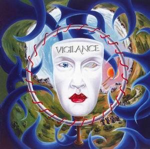 Vigilance - Behind the Mask CD (album) cover