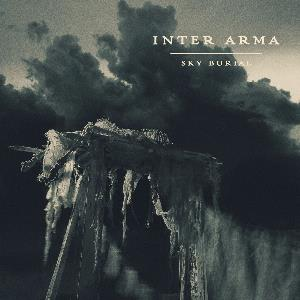 Inter Arma Sky Burial album cover