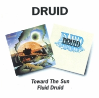 Toward the Sun / Fluid Druid by DRUID album cover